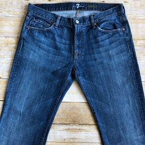 7 Seven For All Mankind Bootcut Jeans Size 36 x 29